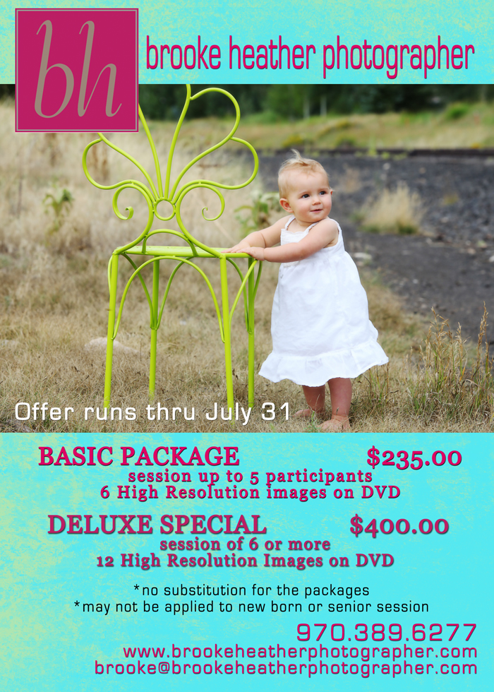 Summer Special from Brooke Heather Photographer